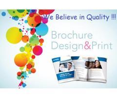 Brochure Printing in India