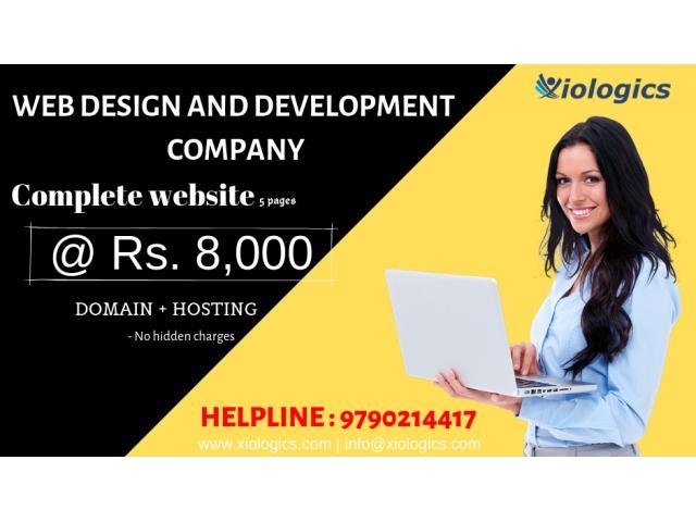 Web design & development Company | Xiologics