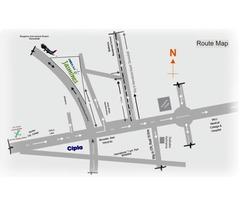 Ombalaji Jasmines 1200 Sq,Ft. BDA Approved Site For Sale
