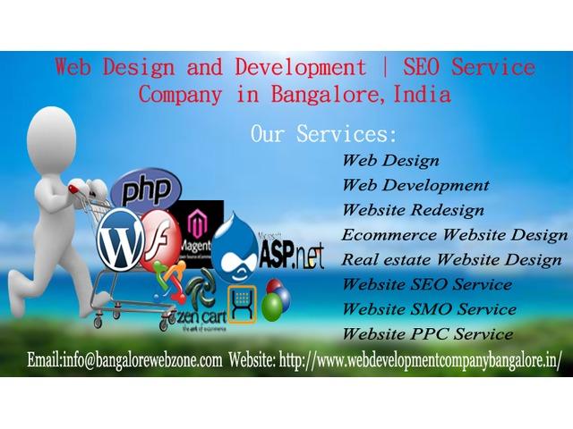Website Redesign Company| SEO service company in Bangalore